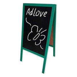 Green Chalk A-board 53x80cm