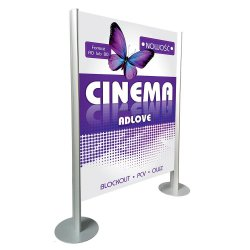 Stojak CINEMA A0