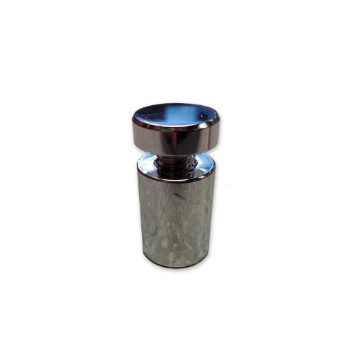 Dystans chromowany 19x25mm aluminiowy