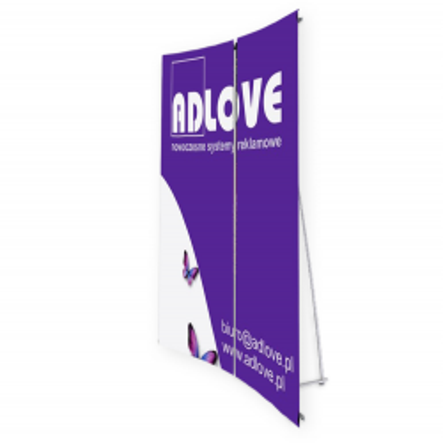 Ścianka L-banner Plus 160x202cm