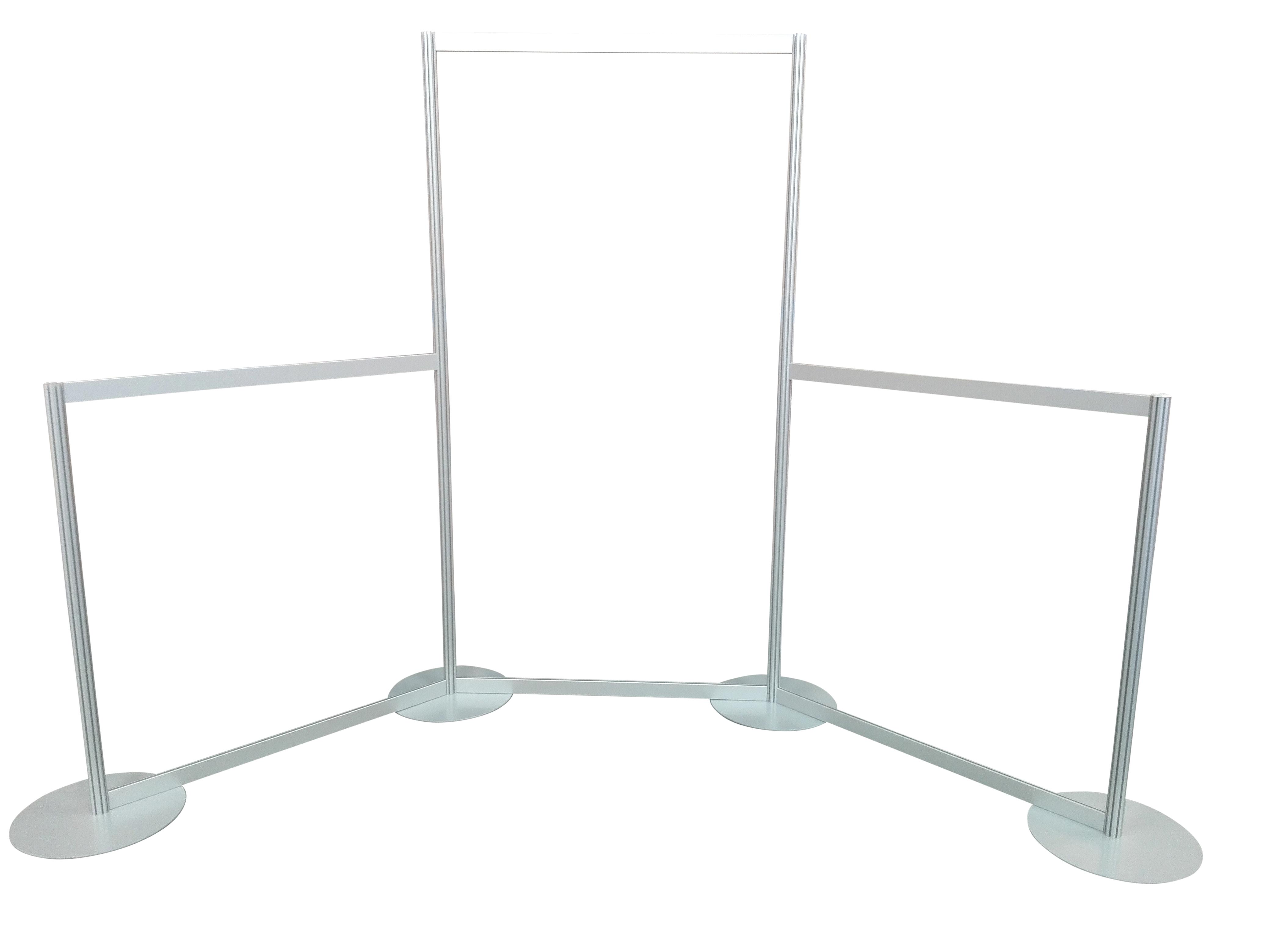 Ścianka na wymiar - 3-poziomowa