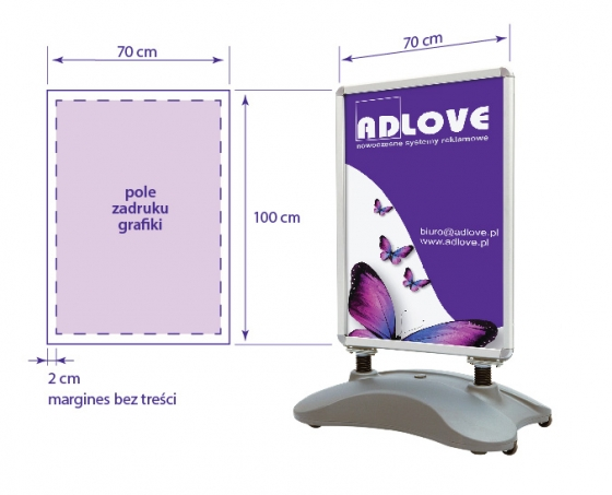 Outdoor WATER B1 Poster swing